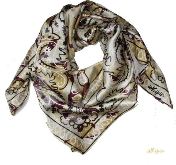 Leopard Bandana Silk Scarf Bandana Print Wholesale Scarves Scarf