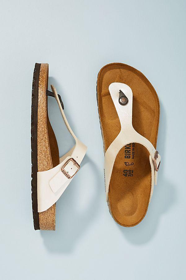 Birkenstock Gizeh Sandals | Birkenstock gizeh, Birkenstock