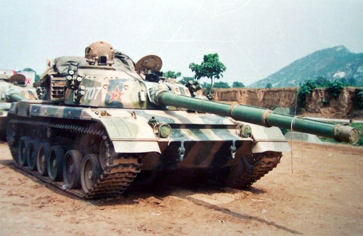 Picture of the Type 96 (MBT) The Chinese Type 96 Main Battle Tank is based on the previous Type 85-III series design, itself evolved from the Type 80 MBT.