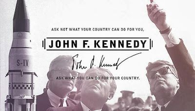 《 Branding The Presidents of the United States 》 JFK