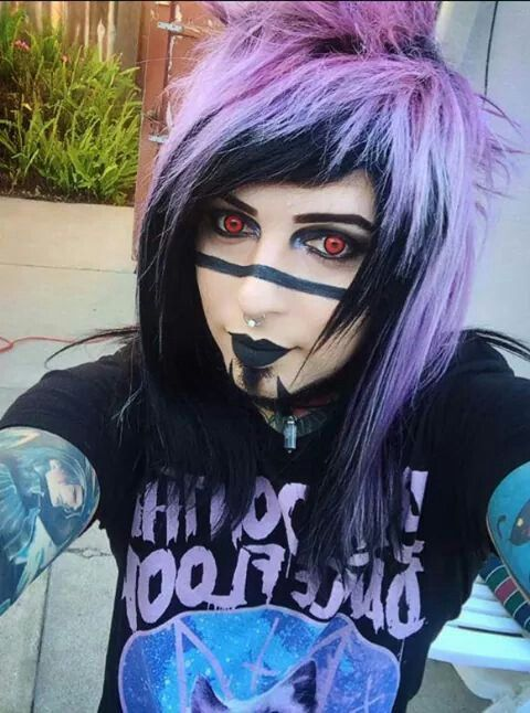 Dahvie Vanity Blood On The Dance Floor