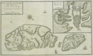 A 1734 mapof Malta from the French National Library