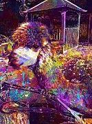 """New artwork for sale! - """" Alpaca Animal Moe  by PixBreak Art """" - http://ift.tt/2vcbkBm"""