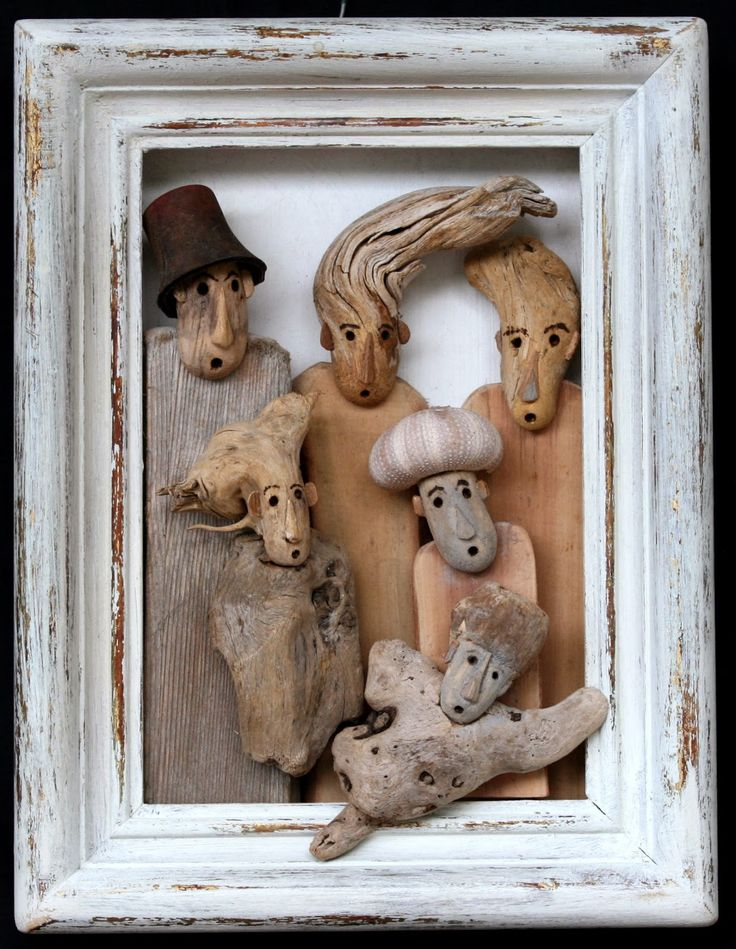 ATELIER KARIBU : CREATIONS en BOIS FLOTTE Xavier DEPARIS