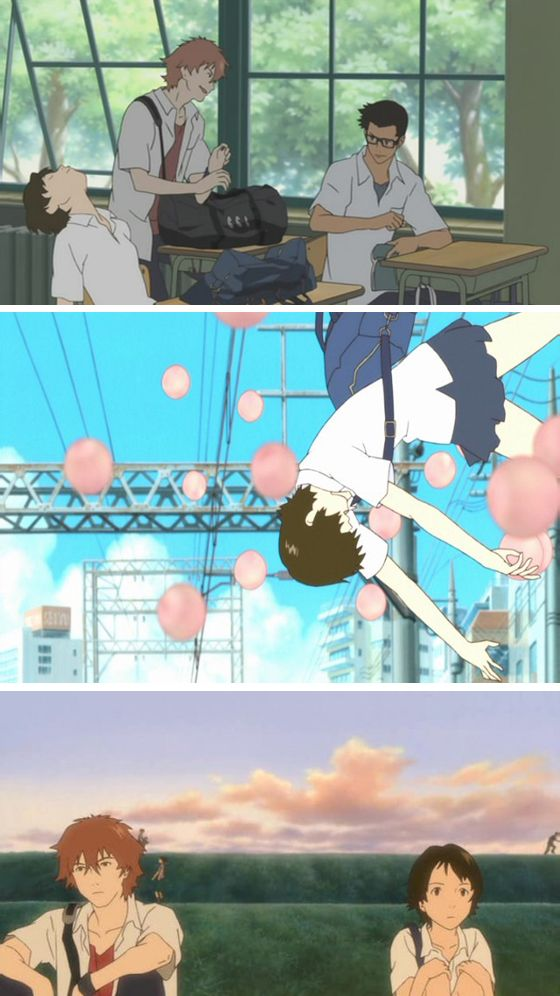 The Girl Who Leapt Through Time (2006)is a Japanese-animated science fiction romance film produced by Madhouse, directed by Mamoru Hosoda and written by Satoko Okudera.