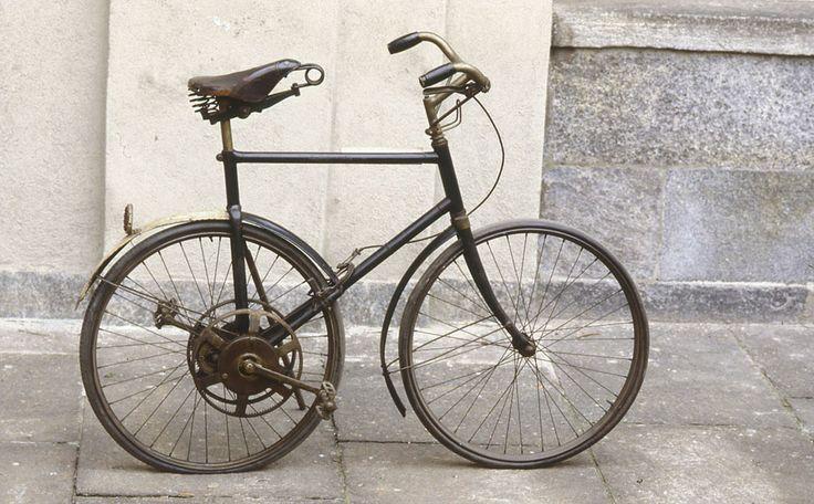 bicicletta a ingranaggi 1913