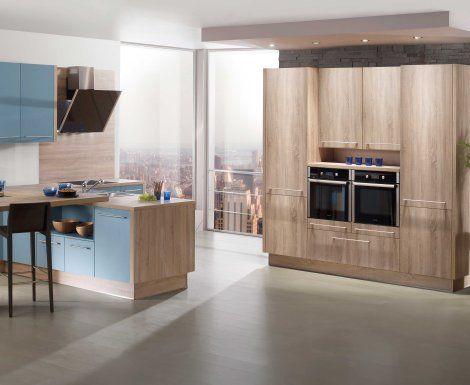 Moderní designová kuchyně Isa. Kuchyně a spotřebiče jedné značky - gorenje. #kuchyně #design #interiér #domov #gorenje
