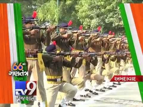 Ahmedabad: The Central Industrial Security Force (CISF) on Republic Day conducted a 'silent weapons drill', which according to many is a rare exercise. The CISF personnel also partook in the stripping down and re-assembly of weapons.  Subscribe to Tv9 Gujarati https://www.youtube.com/tv9gujarati Like us on Facebook at https://www.facebook.com/tv9gujarati Follow us on Twitter at https://twitter.com/Tv9Gujarat Follow us on Dailymotion at http://www.dailymotion.com/GujaratTV9