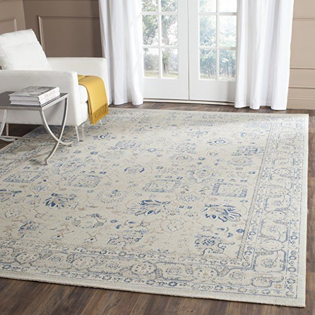 Safavieh Patina Collection Ptn326g Grey Cotton Area Rug 10 X 14 Area Rugs Grey Cotton Rug Grey Area Rug