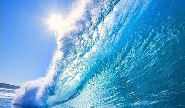 Dünya'daki suların%97'si tuzlu,%3'ü tatlı sudur.