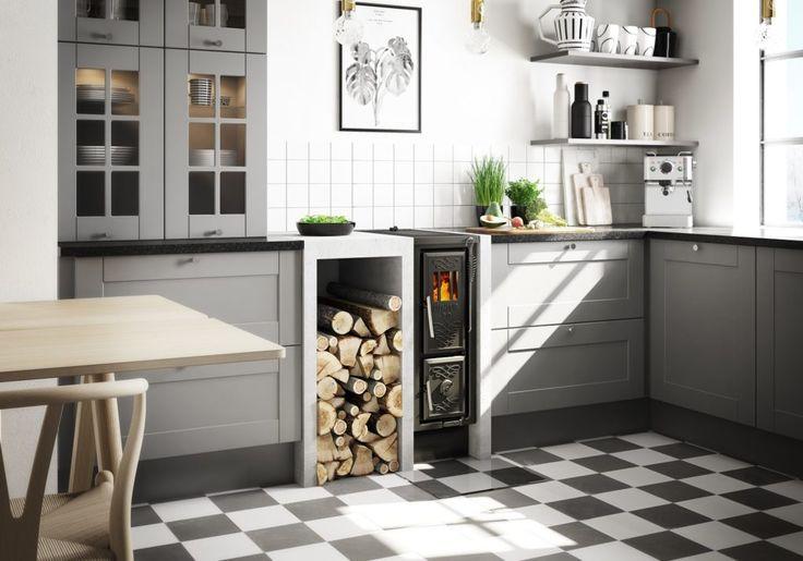 Låt dig inspireras av våra braskaminer och sprid både värme och trivsel i ditt hem. Vi hjälper dig att hitta rätt braskamin eller vedspis.