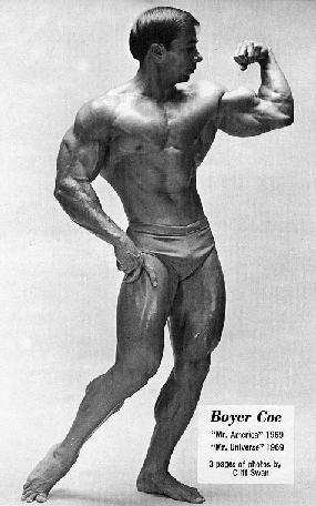 "Boyer Coe Height 5'7"" Born August 18, 1946 | BODYBUILDING"