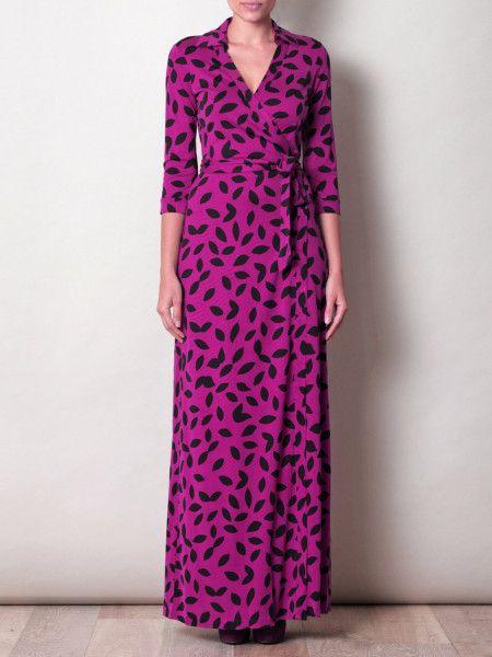 41 besten DVF Jeanne Wrap Dress Bilder auf Pinterest | Wickelkleider ...