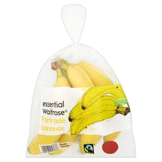 Fairtrade Bananas essential Waitrose http://www.ocado.com