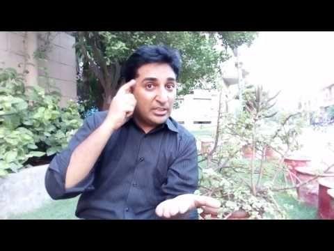 Hamza Abbasi's Poor Way of Asking Questions - Ahmad Fuad