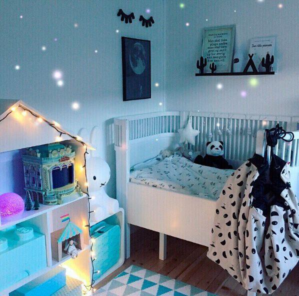 Habitación bebé dulce y bonita en tonos pastel - Minimoi (@christina_pluss2)