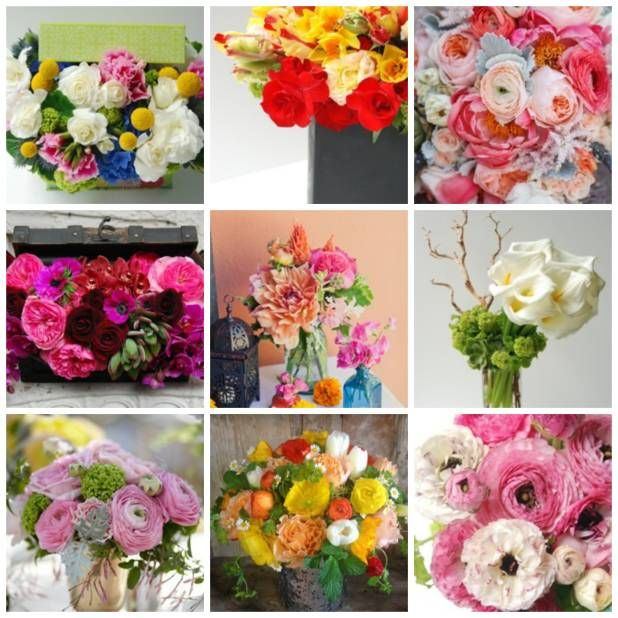 Best Flowers For Spring - Most Popular Spring Flowers - House Beautiful