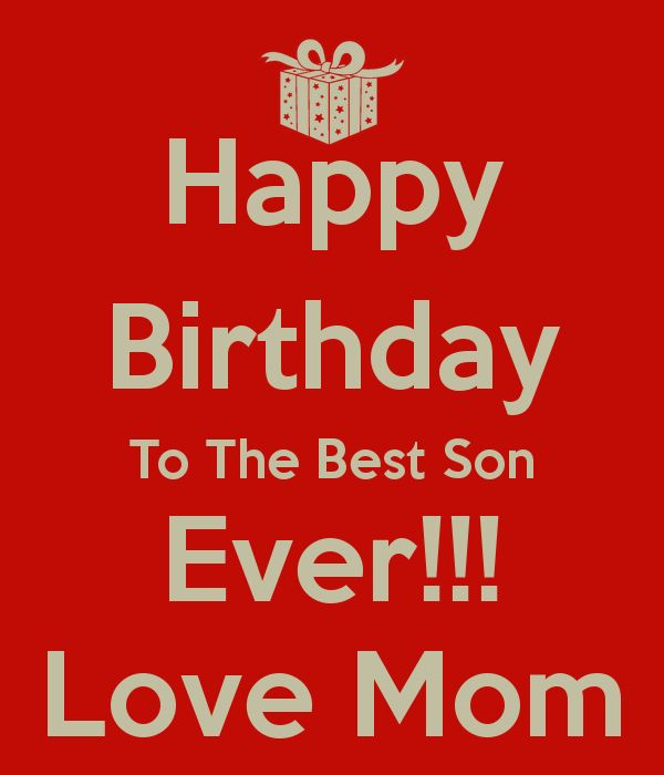 25+ Best Son Birthday Quotes On Pinterest