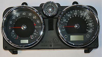 Vw polo mk5 6n2 gti #chrome #bosch #speedo clock cluster pod unit 6n0 920 904 k,  View more on the LINK: http://www.zeppy.io/product/gb/2/360985468271/