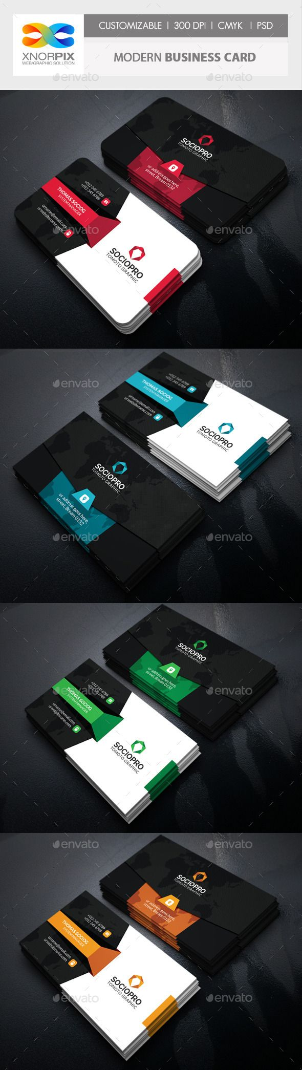 265 Best Business Card Images On Pinterest Business Card Design