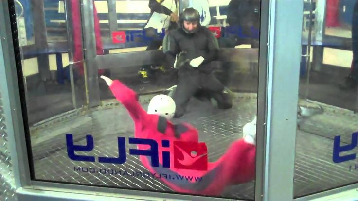 Indoor Skydiving Video from iFly Orlando
