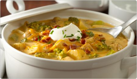 Loaded Roasted Potato Soup - Weight Watchers® Smart Ones®