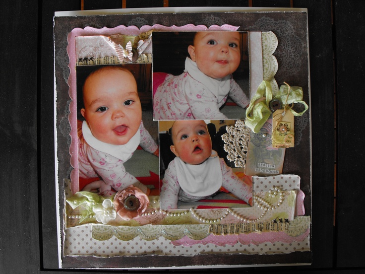 photo 2010  scrapbooked 2010