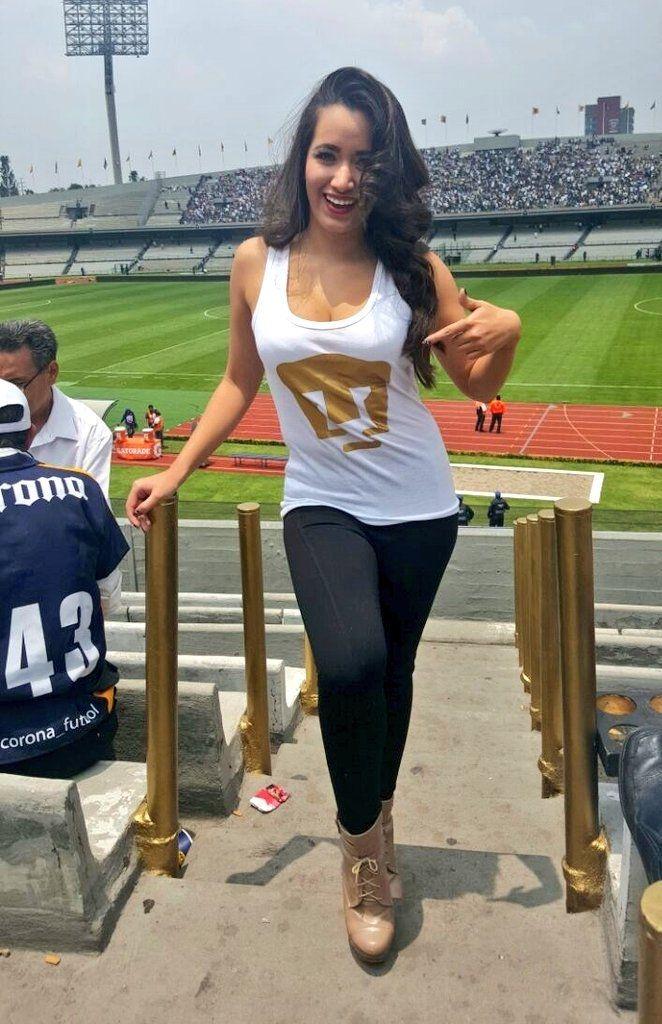 Fotogalería: Especiales - Selene Luna, fanática de Pumas | Dale Pumas - Sitio No Oficial de Pumas UNAM