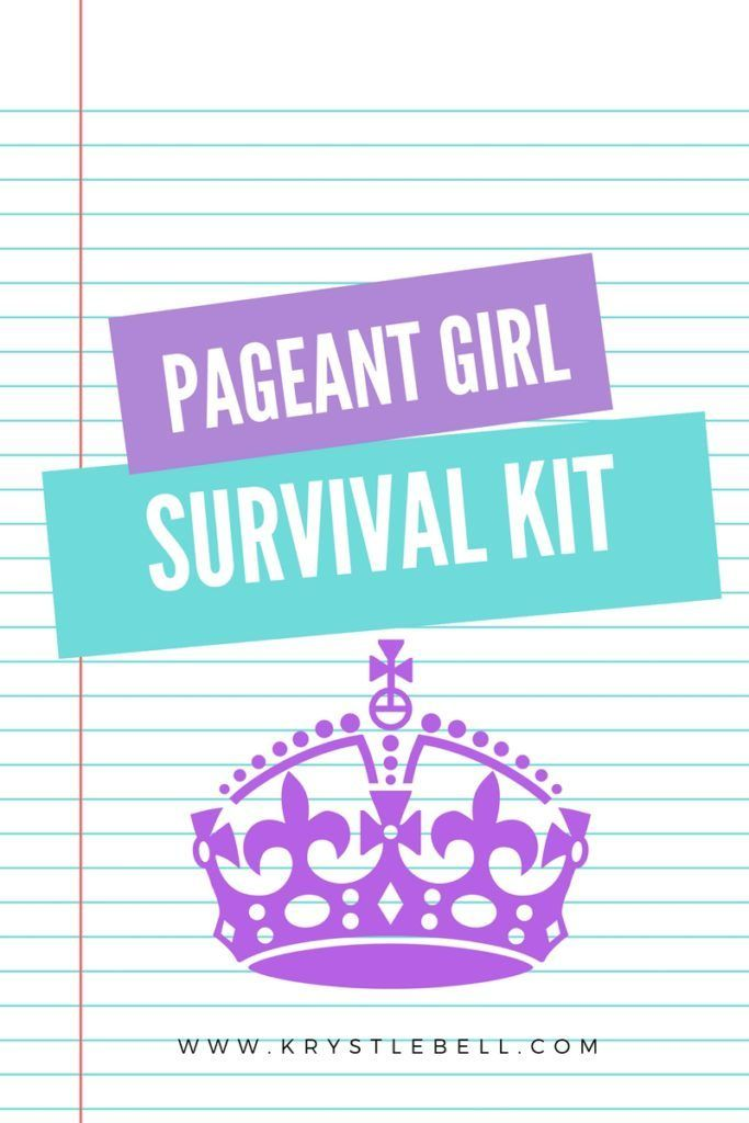 NEW POST ALERT! Who Has Your Pageant Girl Survival Kit Needs? http://www.krystlebell.com/2016/08/25/who-has-your-pageant-girl-survival-kit-needs/ #Groupon #ad #spon