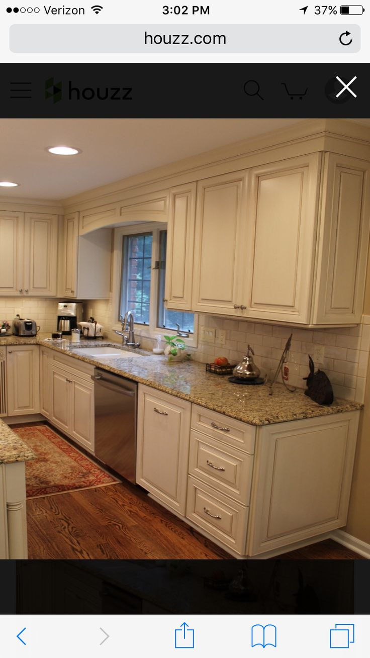 The 25 best kraftmaid kitchen cabinets ideas on pinterest for Dove white cabinets with cocoa glaze