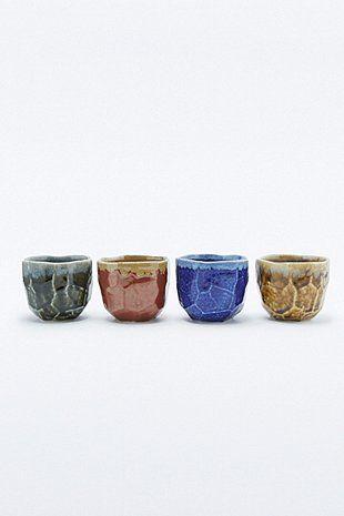 Lot de tasses Kosui grès - Urban Outfitters