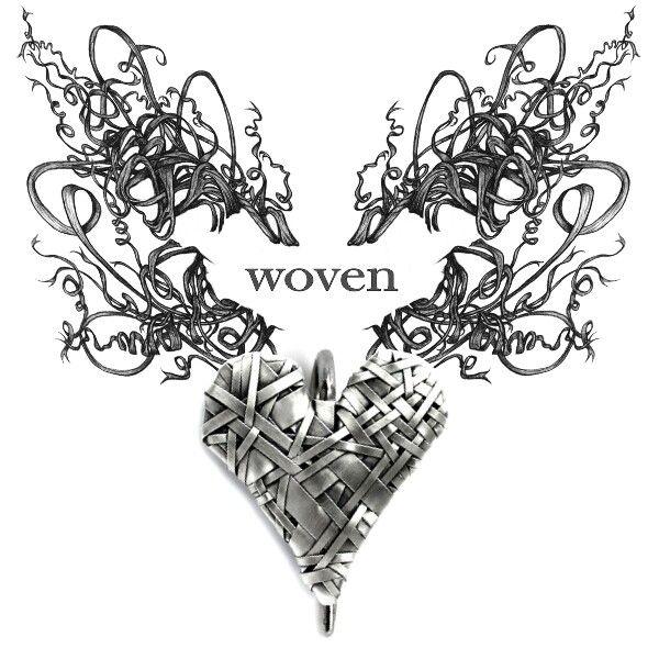 woven heart series by gurgel-segrillo