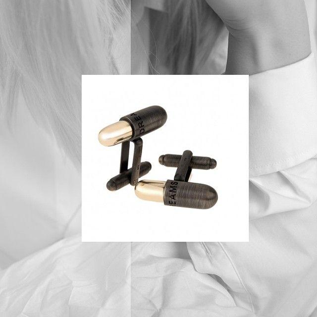 Drodzy Paniowie,  wiecie że @orska_official w kolekcji #Pills przewidziała również coś dla Was? > więcej: http://picapica.pl < #orska #annaorska #cufflinks #spinkidomankietów #faith #dream #hope #love #jewellery #blog #pl