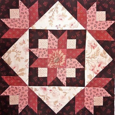 STEP 1) Determine the cutting tool for Quilt Block . To make a symmetrical and aligned, quilt it is essential to have the same s...