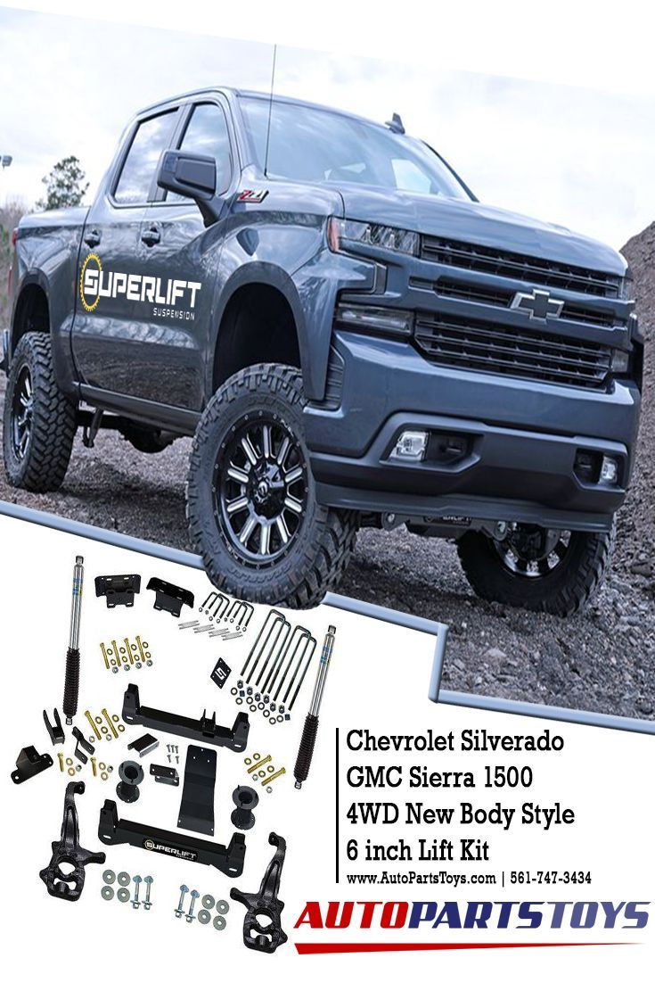 Autopartstoys Lift Kits Chevrolet Silverado Gmc Sierra 1500