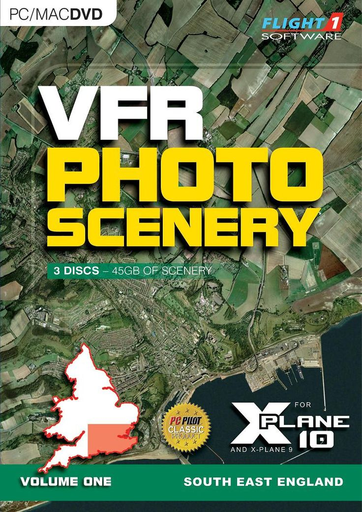 VFR Photographic Scenery Volume 1: South East England: Flight One Software brings you photographic scenery… #UKOnlineShopping #UKShopping