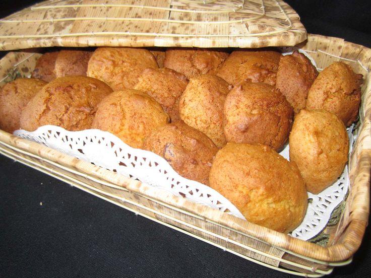 Tangerine cookies with beans - Galletas de mandarina con alubias  - http://www.legumechef.com/