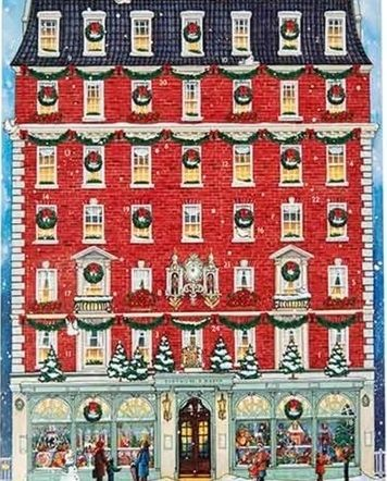 Children's Chocolate Advent Calendar, 75g Catalogue code: 2156877 £9.95.