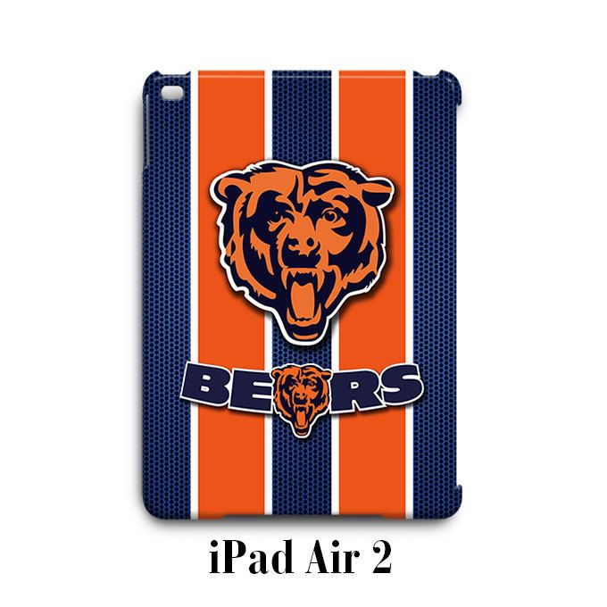 Chicago Bears Inspired #2 iPad Air 2 Case Cover Wrap Around