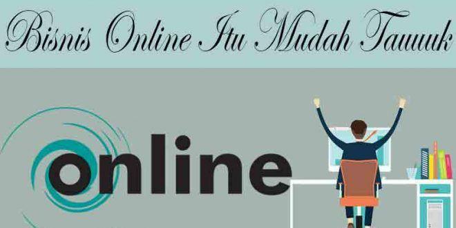 Ide Bisnis Online Yang Bisa Di Jalankan Oleh Siapa Saja