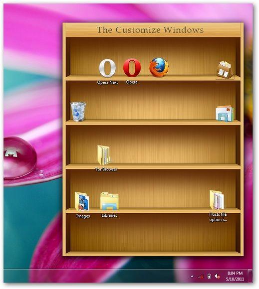 how to create a folder on an ipad desktop