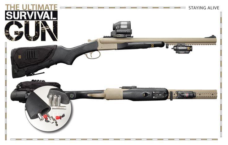 Ultimate Survival Gun