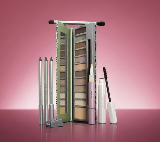Mally Beauty Easy on the Eyes Wardrobe July QVC Todays Special Value
