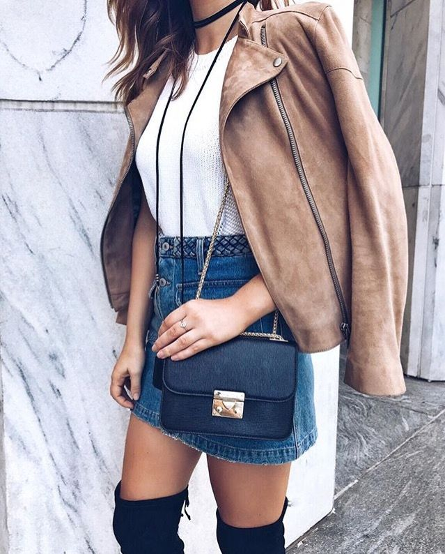 pinterest ☽ @kellylovesosa ☾ I really don't like skirts that much but I just love this outfit with it.
