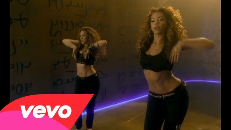 Beyonce amp shakira beautiful liar 7