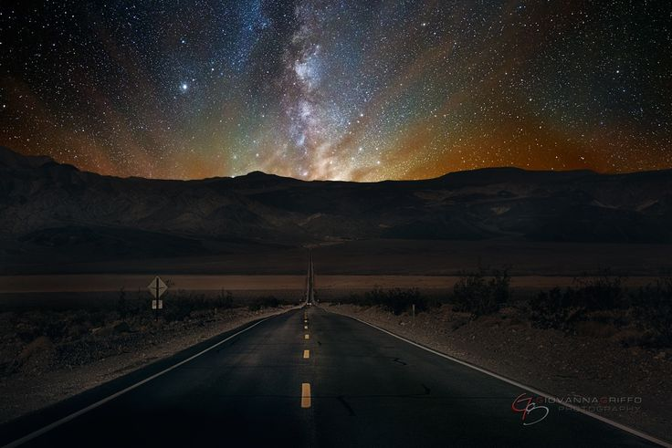 A way to infinity by Giovanna Griffo