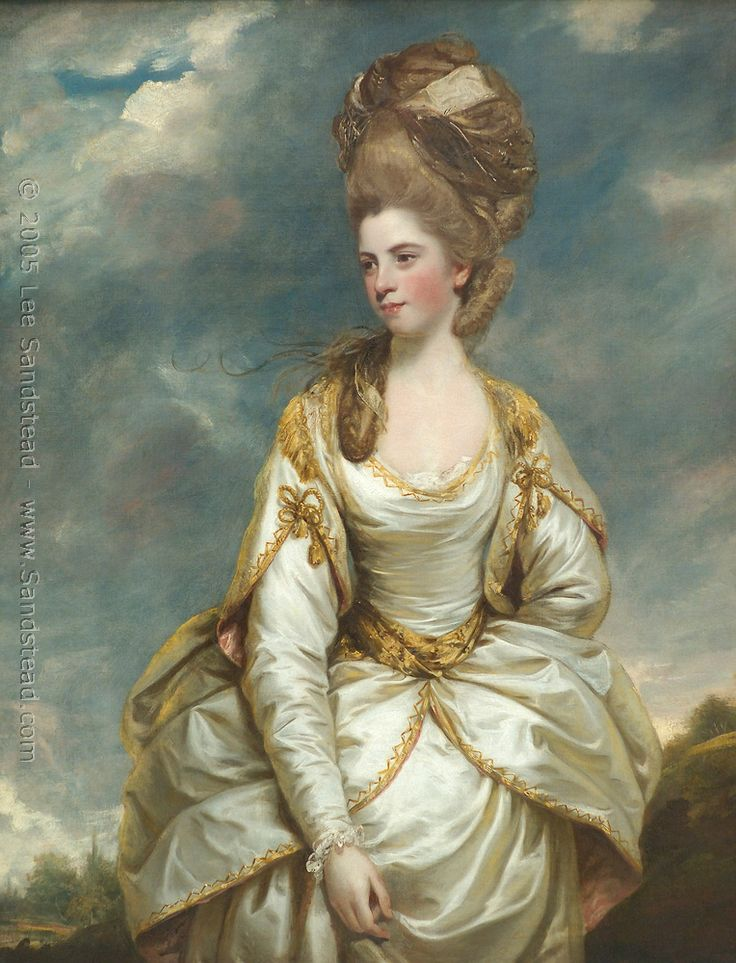 """Sarah Campbell. She is the inspiration for Arabella Westbury, the heroine of """"A Convenient Misfortune"""""""