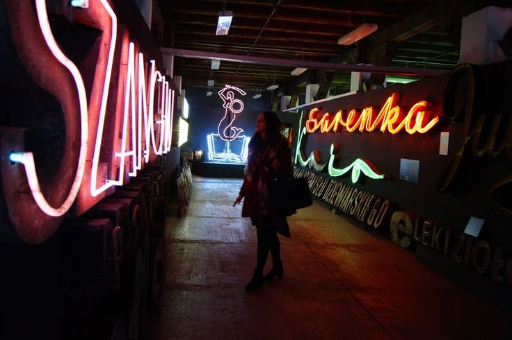 Soho Factory [Szklarnia, Neon Museum]