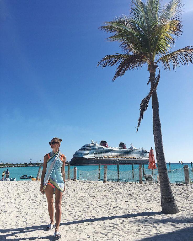 Castaway Cay/ Disney Dream Cruise/ Bahamas/ paradaise beach