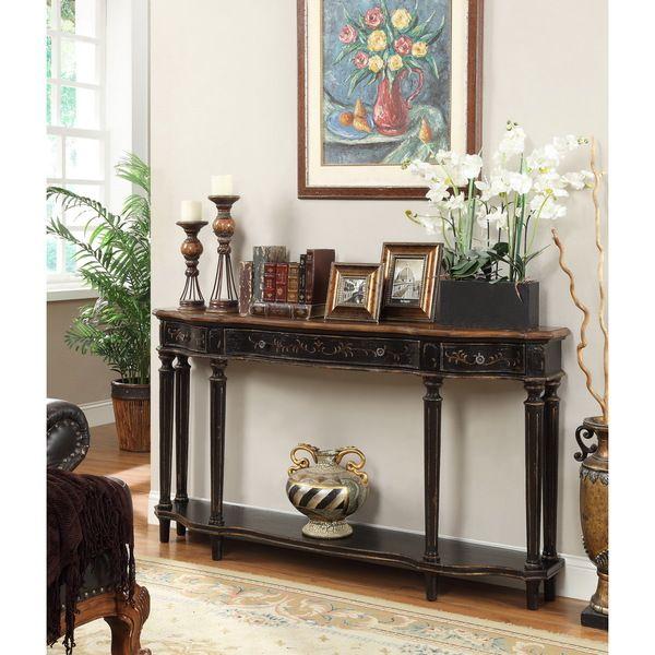 Best 25 antique end tables ideas on pinterest - Antique side tables for living room ...